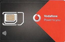 Vodafone: GSM SIM Card - Schweiz