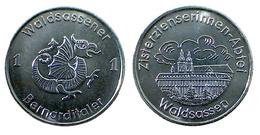 01086 GETTONE JETON TOKEN VENDING APOTHEKE WALDSDSSENER BERNARDITALER - Allemagne