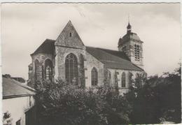 Cpsm 51 Troissy - L église - Altri Comuni