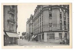 PARIS (XX) Rue Du Télégraphe Bureau De Poste - Arrondissement: 20