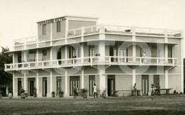 REAL PHOTO FOTO POSTCARD TERRASSE HOTEL AFRICA AFRIQUE POSTAL CARTE POSTALE - Unclassified