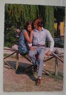 Coppia Innamorati  Cartolina 1971 - Coppie