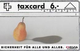 PTT: K-92/48A1 203L Elvia Versicherung - Schweiz