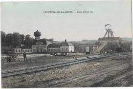 CREUTZWALD LA CROIX (57) Mines Puits Ulrich III - Creutzwald