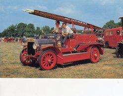Dennis Fire Engine   -  1911  -  CP - Camión & Camioneta