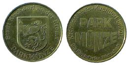 02644 GETTONE JETON TOKEN PARCHEGGIO PARKING  STADT KIRCHDORF AN DER KREMS PARKMUNZE - Allemagne
