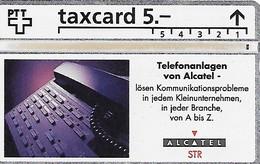 PTT: K-92/99C 212L Alcatel STR - Schweiz