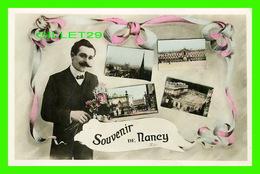 SOUVENIR DE NANCY - MULTIVUES - J. F. LTD - - Souvenir De...