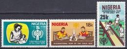 Nigeria 1979 Organisationen UNO ONU UNICEF Kinder Children Familie Family Lernen Spielen, Mi. 359-1 ** - Nigeria (1961-...)