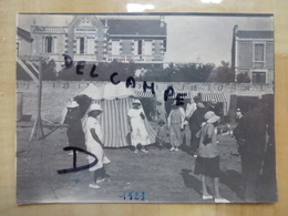 "17 CHATELAILLON - VILLA  ""STELLA MARIE"" PLAGE 1923 -  PHOTO - Châtelaillon-Plage"