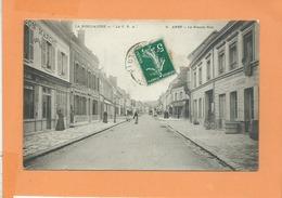 CPA - ANET - La Grande Rue - Anet