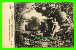 ARTS PEINTURES - L'ARC-EN-CIEL PAR BRACQUEMONT - MANUFACTURE NATIONALE DES GOBELINS - D. D. - L'ABEILLE - - Peintures & Tableaux