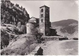 Gf. CANILLO. Esglesia Romanica S. Joan De Casellas. 919 - Andorre