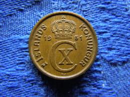 ICELAND 1 EYRIR 1931, KM5.1 - Island