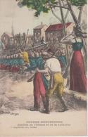CPA Guerre Européenne - Amitiés De L'Alsace Et De La Lorraine - Illustrateur H. Dumas - Patriotiques