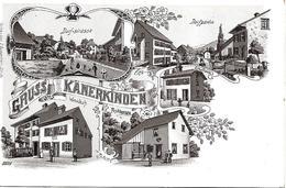 1895/1905 - KANERKINDEN , Gute Zustand, 2 Scan - BL Basle-Country