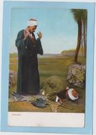 EGYPTE  -  PRAYERS  - - Personen