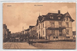 Uzwil Bahnhof Mit Hôtel Uzwil - SG St. Gallen