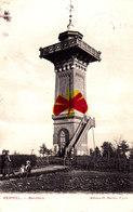 KEMMEL - Belvédère - Carte Circulée En 1905 - Heuvelland