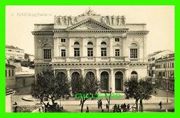 CORFOLI, GRÈCE - LE THÉÂTRE ANIMÉE - ÉCRITE EN 1918 - - Grèce