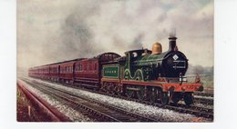 Les Locomotives (Royaume-Uni) SOUTH EASTERN AND CHATHAM RAILWAY - Trains