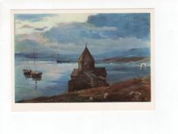 04976 Lake Sevan Church - Armenia