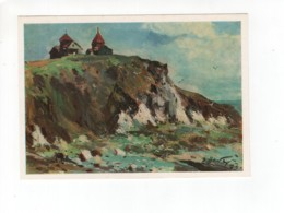 04975 Lake Sevan Church - Armenia