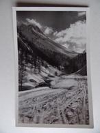 73 Savoie TIGNES Route Du Lac Sports D'Hiver Skieur Ski - Autres Communes