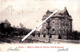ORROIR - Hôtel Du MONT-de-L'ENCLUS, Café-Restaurant - Carte Circulée En 1904 - Kluisbergen