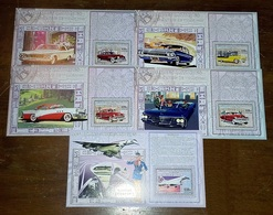 Lot 8 - DESTOCKAGE WHOLESALE REVENDEURS - Concorde + Voitures Anciennes Cadillac Pontiac Lincoln - Concorde