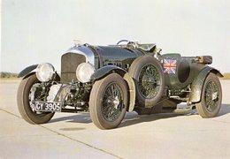 Bentley 4.5 Litre Supercharged  -  1931  -  CP - Voitures De Tourisme