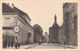 WR.NEUSTADT - Bahngasse, Fotokarte Gel.1935 - Wiener Neustadt