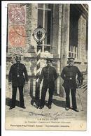 DOUANE - La SCHLUCHT - Beau Plan - Gendarme Et Douanier - Vente Directe X - Aduana