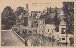 Brugge, Bruges, Zicht Op De Groene Meebrug (pk54606) - Brugge