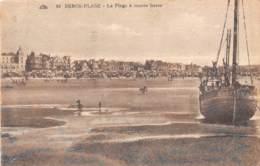 62 - BERCK-PLAGE - La Plage à Marée Basse - Berck