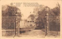 BRUXELLES - Entrée Du Parc Royal De Laeken - Bossen, Parken, Tuinen