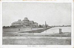 Publicité: A. Sainte-Beuve, Saint-Etienne - Vêtements Sur Mesure - St Malo, Le Casino - Publicités