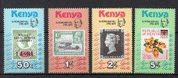 KENYA  Timbres Neufs ** De 1979   (ref 6003 )  Sir Rowland Hill - Timbre Sur Timbre - Kenya (1963-...)