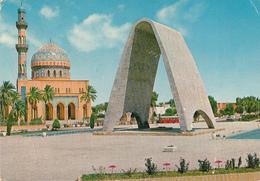 IRAQ - Baghdad - Unknown Soldier Monument And Myrtal Mosque - Irak