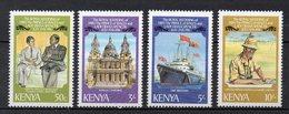 KENYA  Timbres Neufs ** De 1981   (ref 6004 ) Reine Elisabeth - Kenya (1963-...)