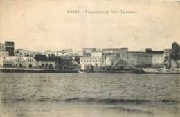 MAROC  -  RABAT -  VUE GENERALE DU PORT -  LA ADUANA - Rabat