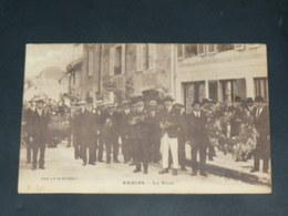 ARBOIS   1910   VUE  ORCHESTRE  FETE    / CIRC /  EDITION - Arbois
