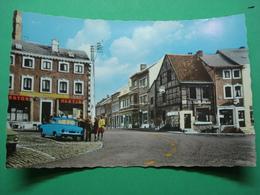 Aubel Street Scenewith Car Opel? - Aubel