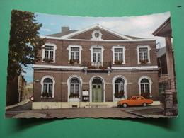 Aubel Maison Communale Gemeentehuis Car Opel ? - Aubel