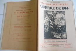 32-Histoire Illustrée Guerre 1914-Micheroux Retinne Fléron Eben Waremme Liège Berneau Warsage Sprimont Louveigné  Atroci - Revistas & Periódicos