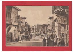 SYRIE -- ALEP -- RUE TELAL -- -- CP 1924-- - Syrie
