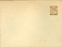 NED-INDIE * BRIEFOMSLAG VOORDRUK NVPH 33  ONGEBRUIKT (11.506d) - Niederländisch-Indien