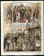 Bulgarie - Bulgarien - Bulgaria Bloc Feuillet 2013 Y&T N°BF307 - Michel N°BF374 (o) - 3,20l Cyril Et Methodius - Used Stamps