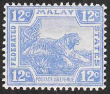 Malaya - Scott #65 MH - Federated Malay States - Federated Malay States