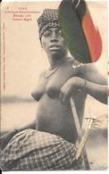 CPA-1920-COTE D IVOIRE-JEUNE AGNI- La Plume Est D Origne-TBE - Côte-d'Ivoire